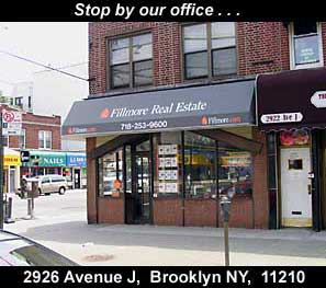 Brooklyn Real Estate  Fillmore Real Estate