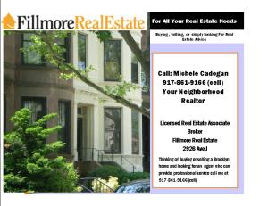 real estate agents in brooklyn, brooklyn real estate, brooklyn homes, fillmore real estate