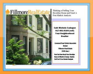 free market analysis for my brooklyn home, real estate agents in brooklyn,